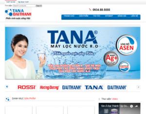 Mẫu web bonnuoctana.com.vn