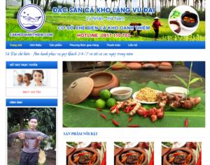 Mẫu web cakhooanhthiem.com