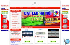 Mẫu web datledhanoi.com