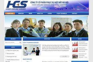 Mẫu web hgs.vn