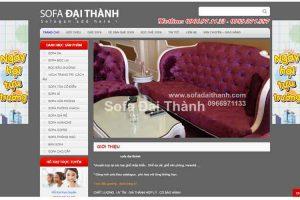 Mẫu web sofadaithanh.com