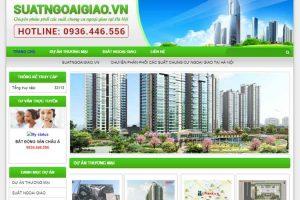 Mẫu web suatngoaigiao.vn