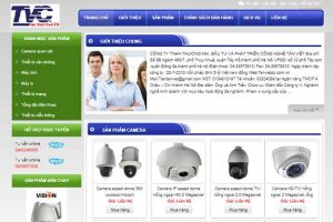Mẫu web tanvietpc.com