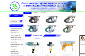 Mẫu web thietbicongnghiep3s.com.vn