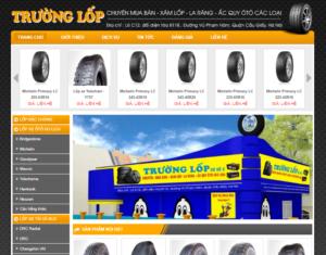 Mẫu web truonglop.com.vn