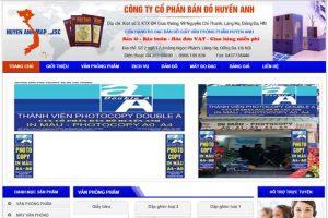 Mẫu web vppbando.com