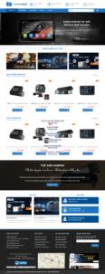 Mẫu website Camera 4You – TU