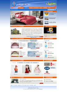 Mẫu website DHA -TYC
