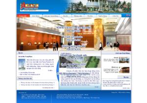 Mẫu website Havana-TYC