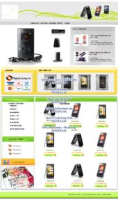 Mẫu website Mobile86-TYC