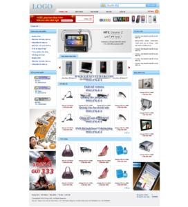 Mẫu website ABC -TYC