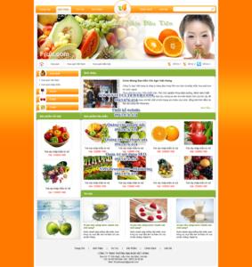 Mẫu website Agri VH demo 1-TYC
