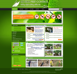 Mẫu website An Sinh demo 3-TYC