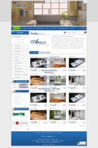 Mẫu website Apolo demo 2-TYC