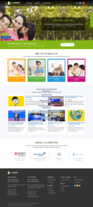 Mẫu website Bảo hiểm Aviva Việt Nam – TU