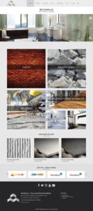 Mẫu website betonplus.vn – TU