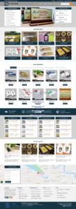 Mẫu website Biển chức danh – TU