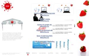 Mẫu website Ecopro-TYC