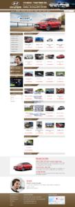 Mẫu website huyndai-tamtrinh5s.com – TU