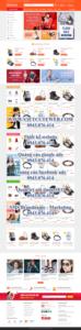 Mẫu website Thời trang Suplo -TU