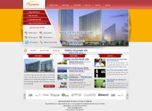 Mẫu website Tuan Hai-TYC