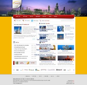 Mẫu website Tuan Hai 2-TYC